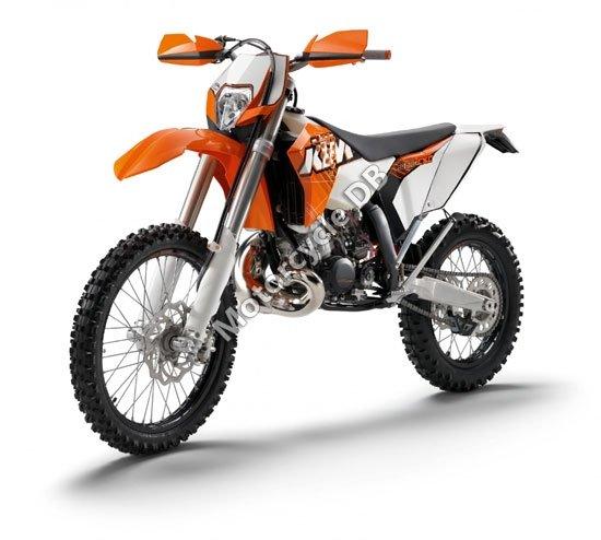 KTM 200 EXC 2011 6113