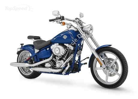 Harley-Davidson FXCWC Softail Rocker C 2008 13200