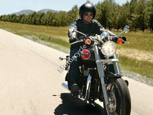 Triumph Speedmaster 2008 2789