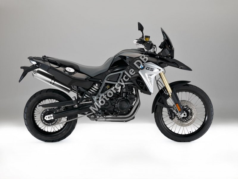 BMW F 800 GS Blackline LS 2018 25461