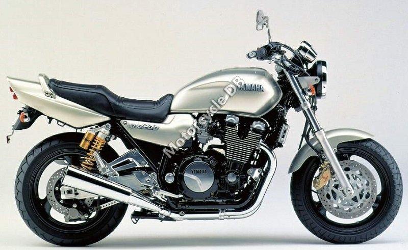 Yamaha XJR 1200 1998 26322