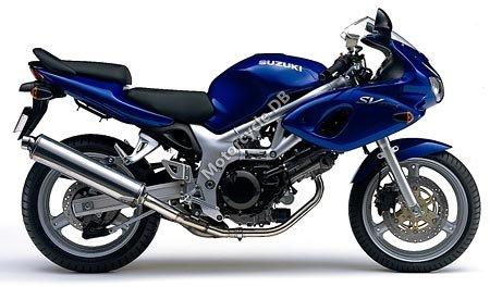 Suzuki SV 650 S 2002 5958