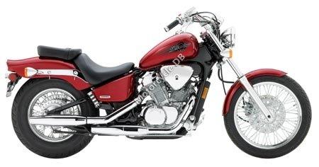 Honda Shadow VLX 2006 5256
