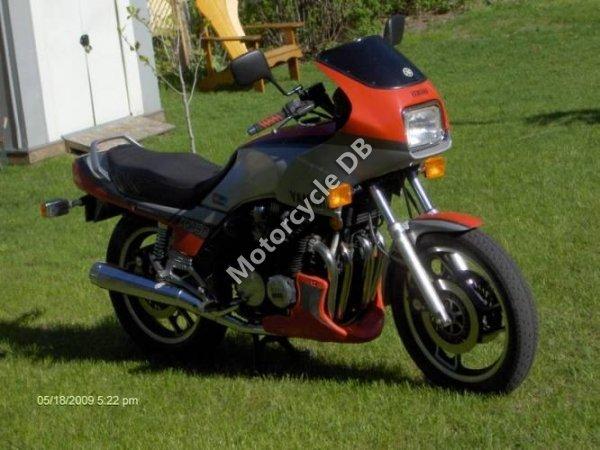 Yamaha XJ 750 S 1984 10741