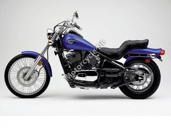 Kawasaki Vulcan 800 2005 5748