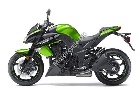 Kawasaki Z1000 2011 4841