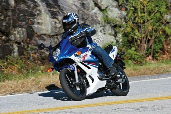 Suzuki GS500F 2009 3676