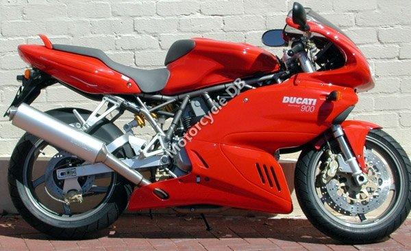 Ducati 900 SS Carenata 2001 8446