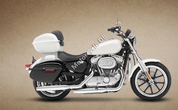 Harley-Davidson XL 883L Police 2013 22768