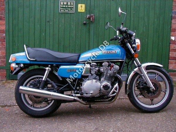 Suzuki GS 750 E 1981 6919
