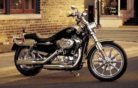 Harley-Davidson XL 1200C Sportster 1200 Custom 2006 5067