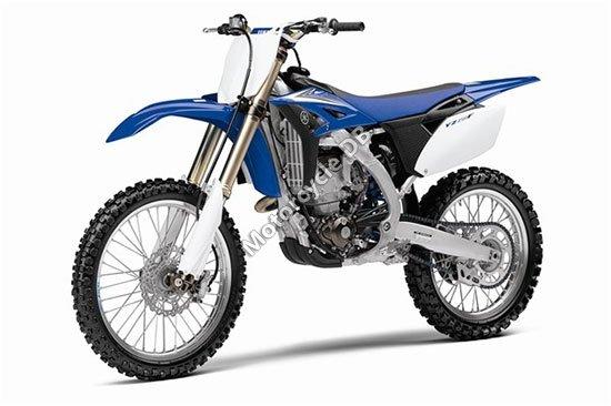 Yamaha YZ250F 2010 4532