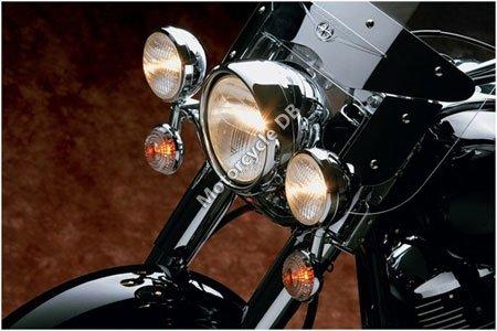 Yamaha Road Star Midnight Silverado 2007 2187
