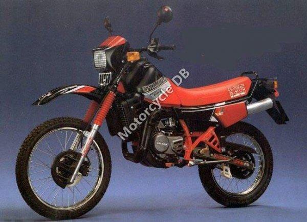 Gilera RX 200 Enduro 1986 16636