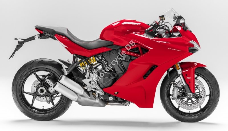 Ducati SuperSport 2017 31602