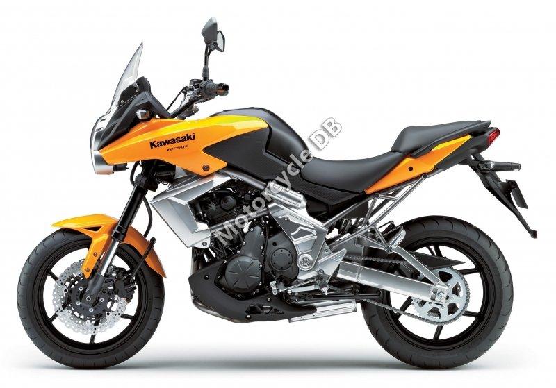 Kawasaki Versys 650 2012 29202