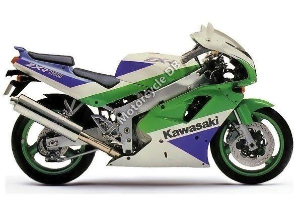 Kawasaki ZXR 750 R 1992 9223