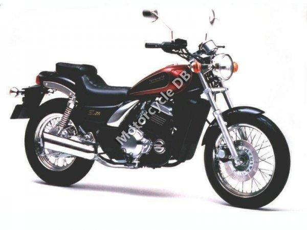 Kawasaki EL 250 1988 15201