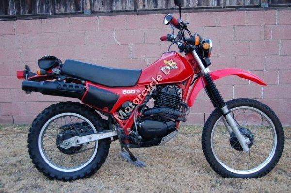 Honda XL 500 R 1982 8218