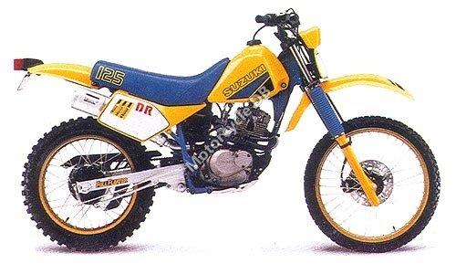 Suzuki DR 125 1991 13760