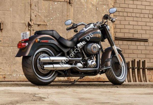 Harley-Davidson Softail Fat Boy Special 2013 22751