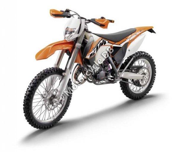 KTM 125 EXC 2014 23751