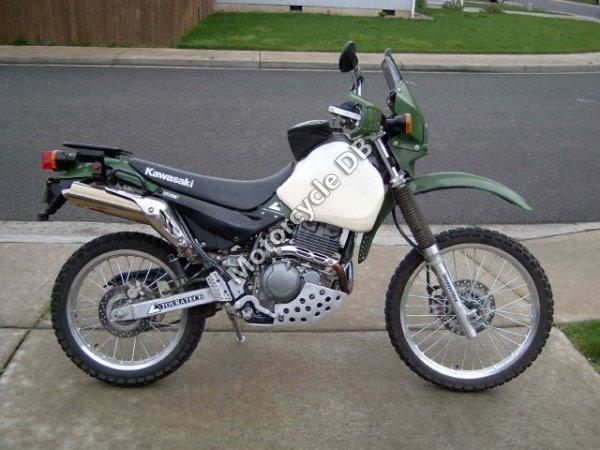 Kawasaki KL250-G7 Super Sherpa 2003 8274