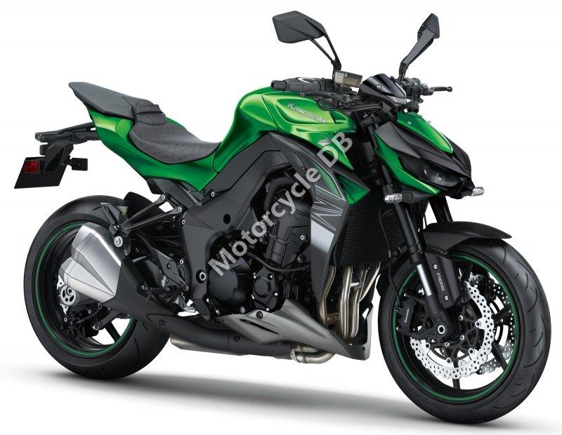 Kawasaki Z1000 2017 28960
