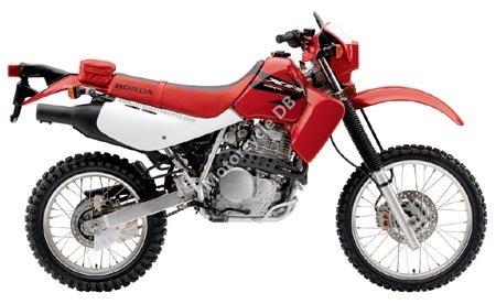 Honda XR 650 L 2006 5127