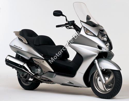Honda Silver Wing 600 2001 18424