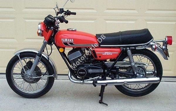 Yamaha RD 350 N 1990 11356