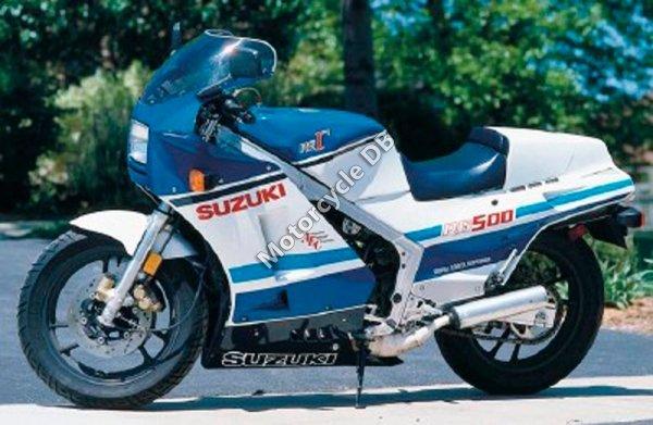 Suzuki RG 500 Gamma 1986 19602