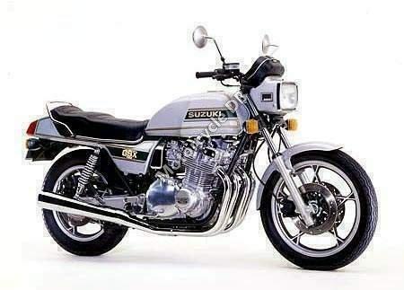 Suzuki GSX 1100 E 1986 9178