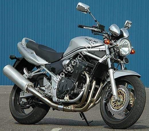 Suzuki GSF 600 N Bandit 1997 17825