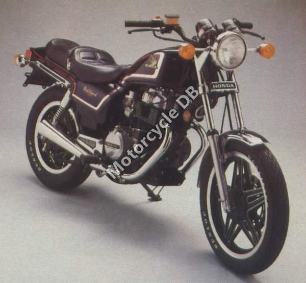 Honda CB 750 SC Nighthawk 1983 1266