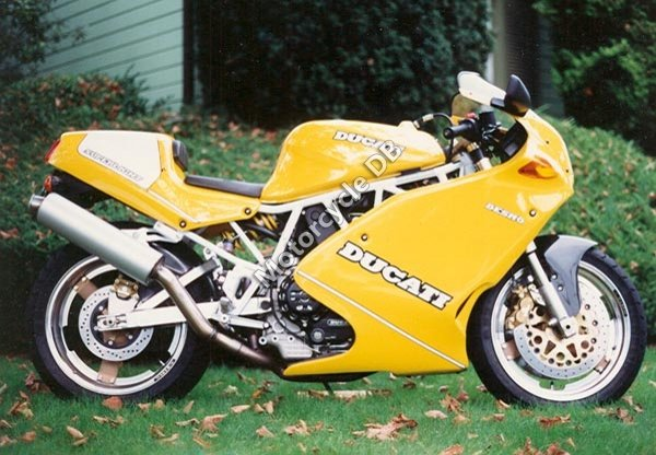 Ducati 900 Superlight 1993 12302
