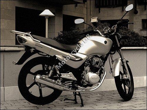 Sym XS125-K 2008 15575