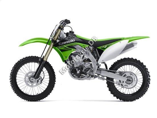 Kawasaki KX 450F 2010 4289