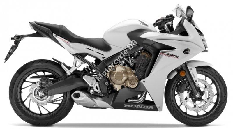 Honda CBR650F 2018 29872