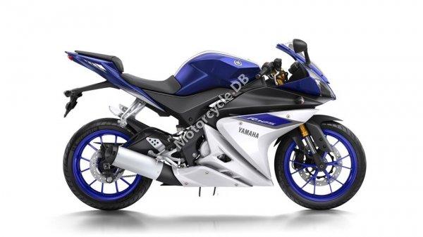 Yamaha YZF-R125 ABS 2015 23939