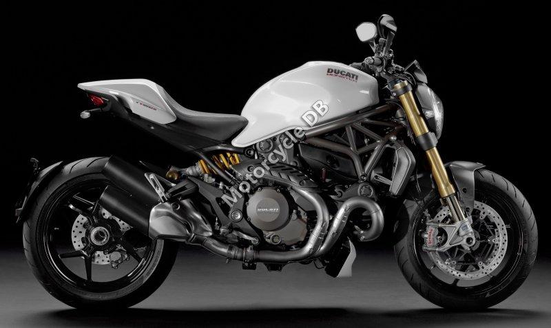 Ducati Monster 1200 S 2016 31307