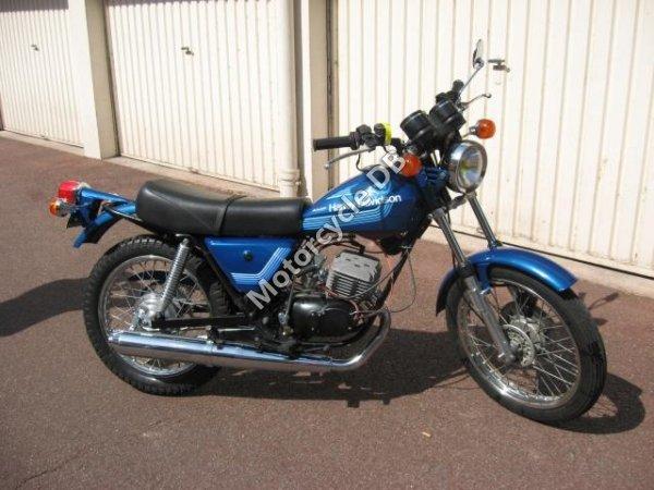Cagiva SST 125 1983 11928
