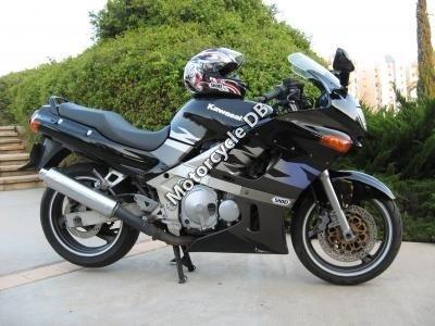 Kawasaki ZZ-R 1100 (reduced effect) 1991 17272