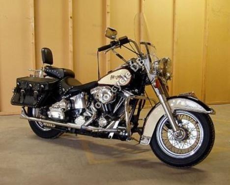 Harley-Davidson FIST 1340 Heritage Softail 1990 15393