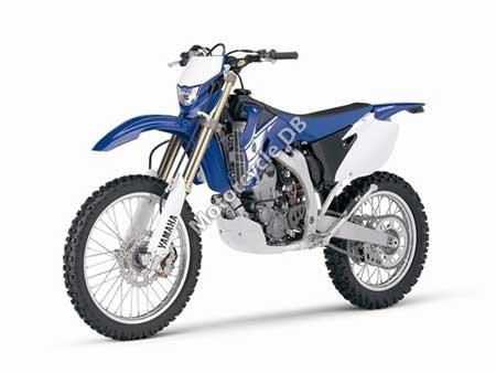 Yamaha WR 250 F 2007 2255