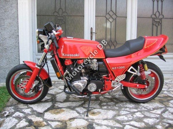 Kawasaki Z 1300 1982 11866