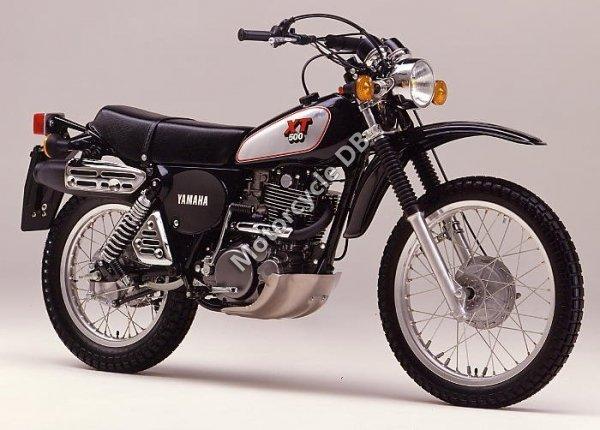 Yamaha XT 500 1986 15459
