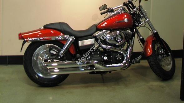 Harley-Davidson FXDF Fat Bob 2011 7717