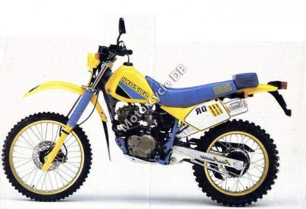 Suzuki DR 200 1985 1437