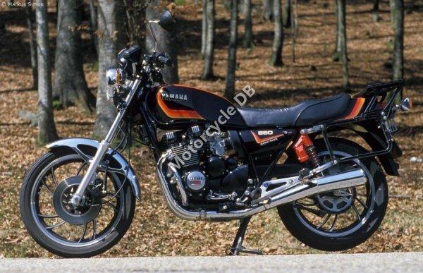 Yamaha XJ 550 1984 15460